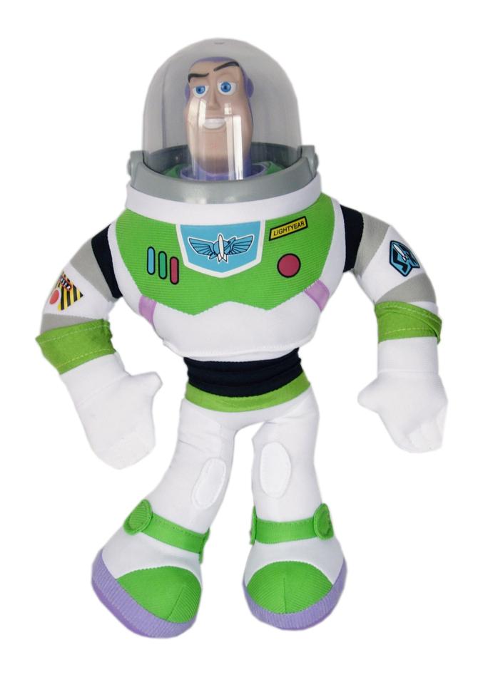 【卡漫城】 Toy Story Buzz 人型玩具 ~ 玩具總動員 巴斯光年 塑膠玩偶 娃娃 約30cm ~ 5 6 0元