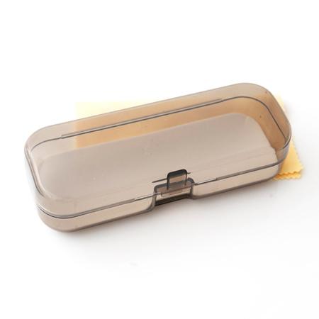 眼鏡專用保護 眼鏡盒 擦拭布 柒彩年代【AY2】一組