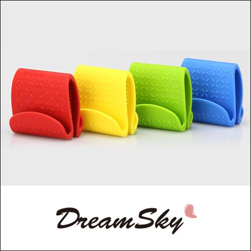 納川 大號 矽膠 隔熱夾 (隨機出貨) 隔熱 手套 防燙夾 防燙手套 防滑 耐磨 耐用 隔絕 DreamSky
