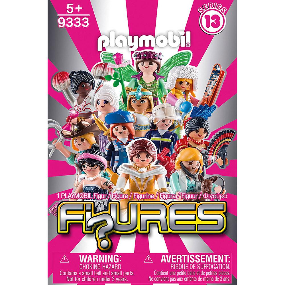 摩比積木 playmobil 人偶包13系列 女生