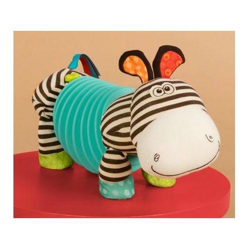 美國B.Toys安撫玩具系列-拉風斑馬單音手風琴衛立兒生活館