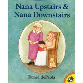 NANA UPSTAIRS NANA DOWNSTAIRS樓上外婆樓下外婆