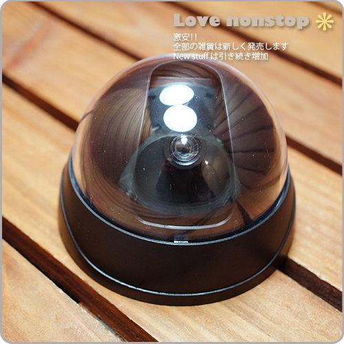 樂樂購鐵馬星空偽裝半圓型監視器假裝吸頂攝影機嚇阻用半球監視器安全監控E06-001