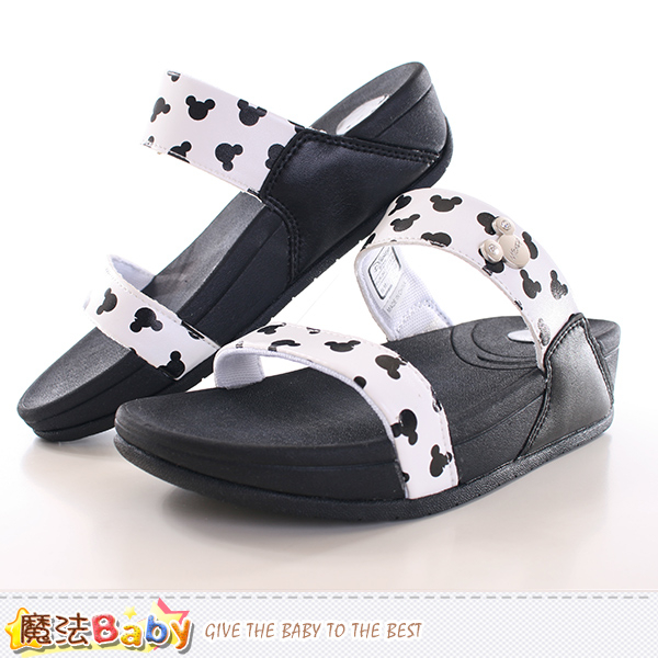 成人女款涼拖鞋迪士尼米奇正版時尚拖鞋魔法Baby