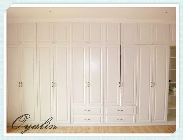 歐雅系統家具系統櫃古典鄉村風系統衣櫃系統櫥櫃EGGER E1-V313防潮塑合板系統櫃工廠