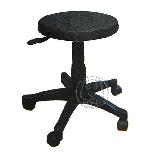 ZOO寵物樂園配合美容桌高度PU氣壓美容椅高度48~67cm