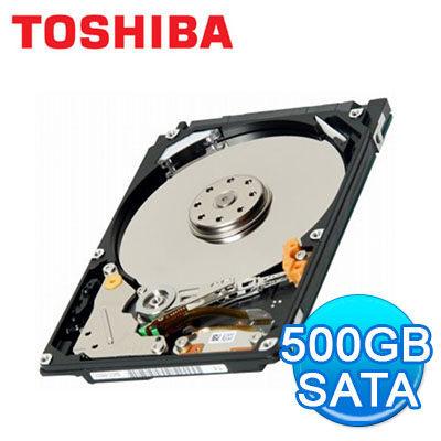 硬碟 500G B  2.5吋 SATA 內接硬碟 Toshiba 東芝 MQ01ABF050