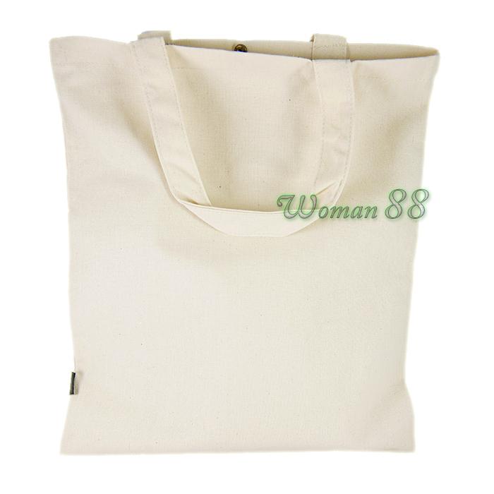 我們網路購物商城原色帆布袋-M A4文件袋購物袋環保袋