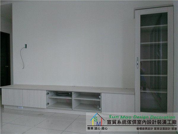 系統家具台中系統家具系統家具工廠台中室內裝潢公司系統櫥櫃台中系統櫃系統電視櫃-sm0192