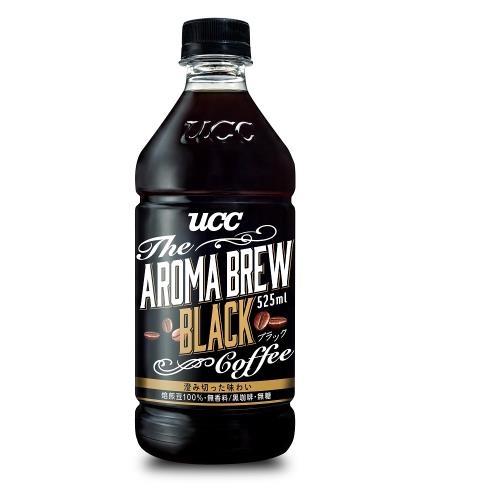 UCC AROMA BREW艾洛瑪咖啡(黑咖啡) 咖啡 黑咖啡 罐裝 瓶裝