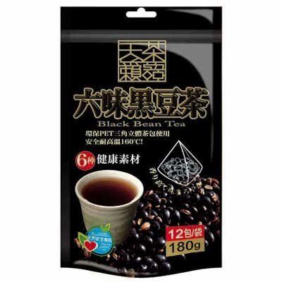 阿華師茶業天籟茶語六味黑豆茶x 2袋12包袋