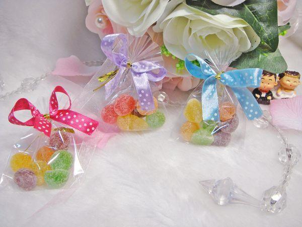 繽紛世界水果軟糖喜糖婚禮用品皇家結婚用品百貨