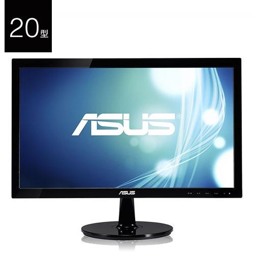 ASUS 華碩 VS207DF 20型 低藍光 不閃屏 寬螢幕