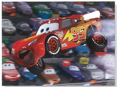 Ravensburger維寶迪士尼100片拼圖-麥坤汽車總動員Disney Cars