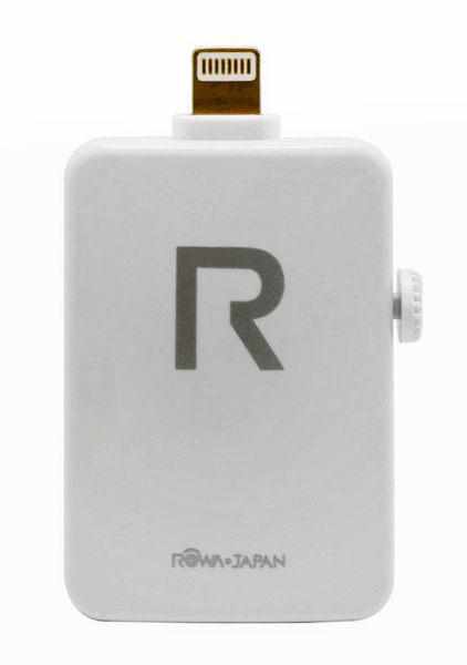 呈現攝影-ROWA EasyDisk手機專用USB隨身碟32G兩用隨身碟iphone隨身碟支援ios Android