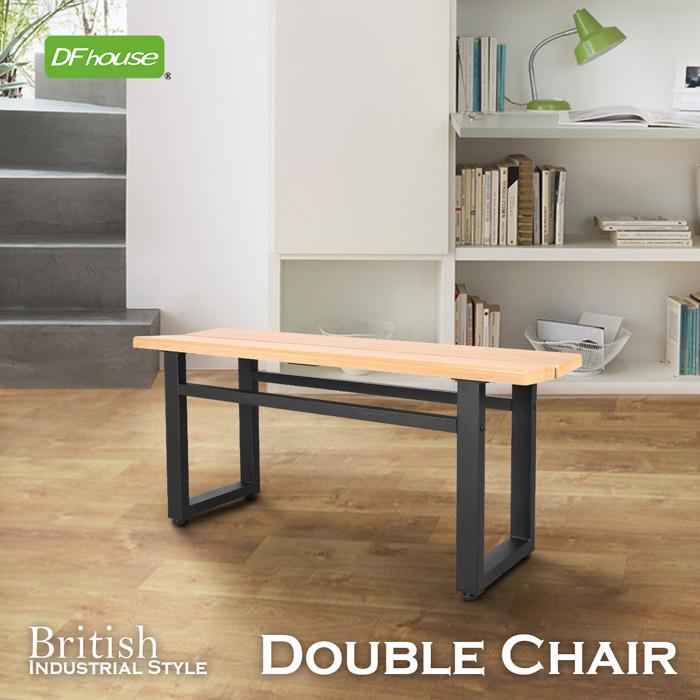 DFhouse英式工業風-雙人餐椅庭院餐桌椅咖啡桌工作桌展示桌商業空間設計工業風