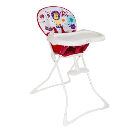 【愛吾兒】美國 GRACO 簡便型高腳餐椅 Tea Time 馬戲團