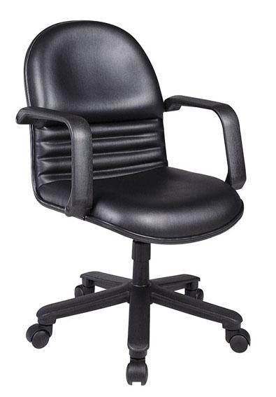 HM-C02    辦公椅 / 電腦椅 / 洽談椅-壓克力布 /  透氣皮