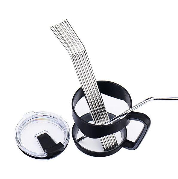 【02917】不鏽鋼吸管 304不鏽鋼 冰霸杯可用