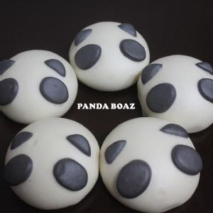 熊貓芝麻包*6入裝
