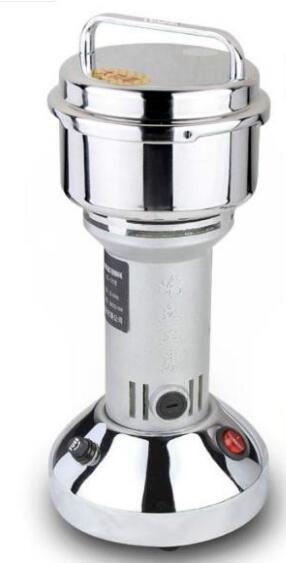 藥材粉碎機五穀雜糧磨粉機打粉機超細商用研磨機藥材打碎機 110V