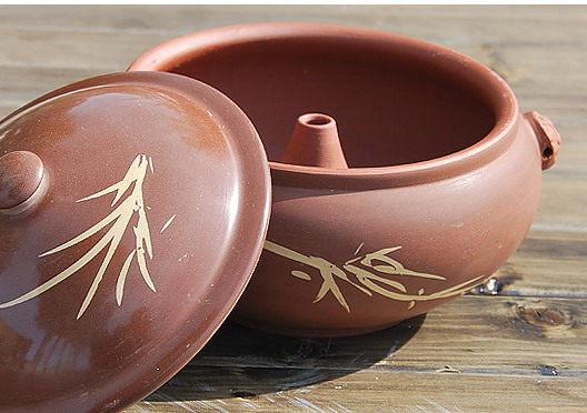 【 麗室衛浴】 雲南手工制品紫陶 汽砂鍋 自用型目錄及說明書