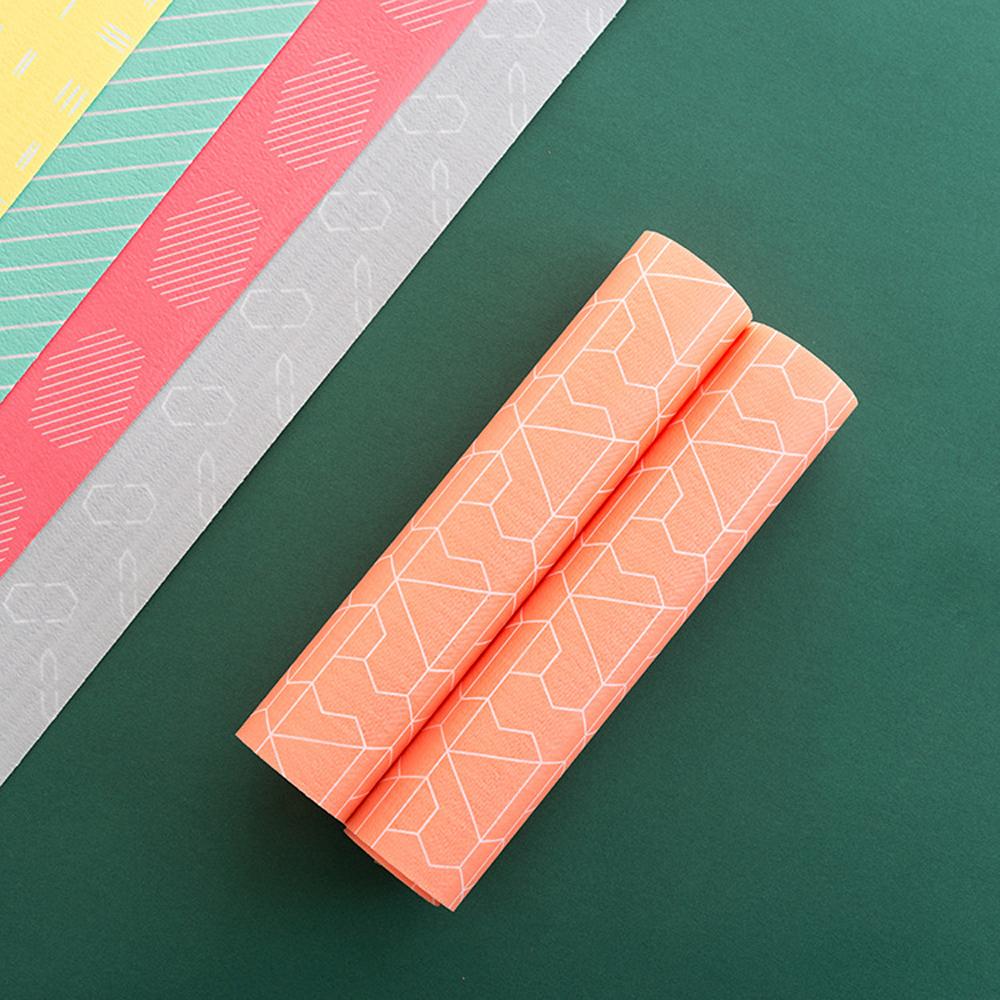 繽紛餐墊可剪裁30x300日系幾何繽紛色彩抗菌除臭櫥櫃墊防潮墊抽屜墊桌墊桌布