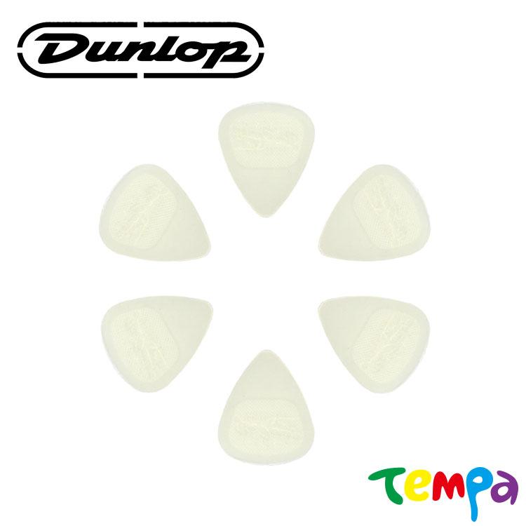 快速出貨-【Tempa】Dunlop Nylon pick-Glow Standard