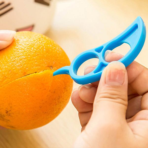 廚房用品 簡易水果去皮器  【KFS110】收納女王