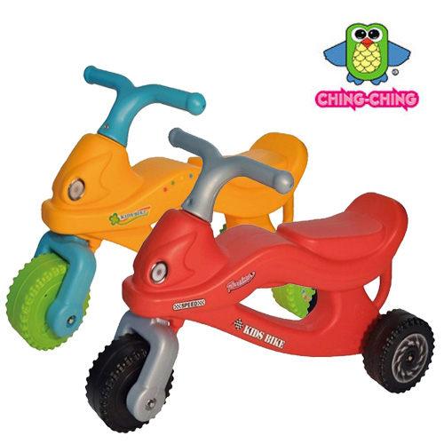 親親機器人三輪學步車紅色橘色CA-21德芳保健藥妝學步車.滑步車.玩具車.碰碰車.助步車