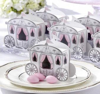婚禮小物童話馬車喜糖盒-喜糖包裝盒禮物盒送客禮送客喜糖批發幸福朵朵
