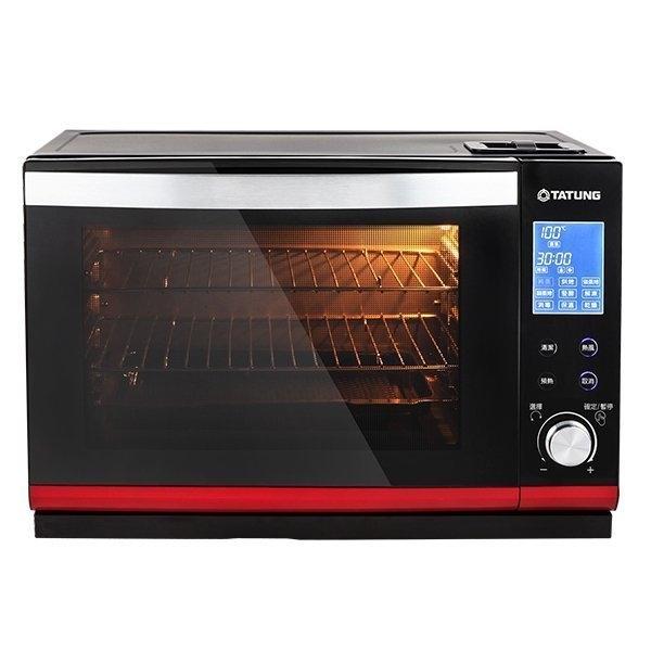 大同28L全功能蒸烤料理爐TOT-S2804EA