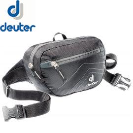 丹大戶外Deuter德國Organizer Belt貼身輕便隨身小腰包1.8L貼身零錢腰袋旅遊防扒手隨身包39024黑