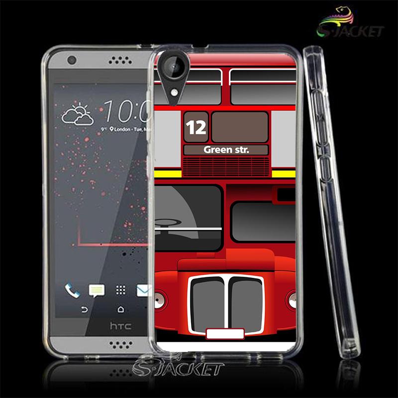 3C膜露露公車軟殼HTC Desire 10 Lifestyle手機殼手機套保護套