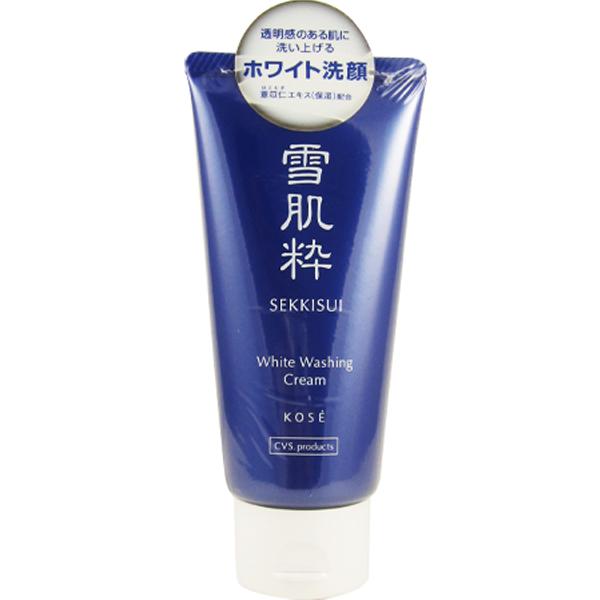 Kose高絲雪肌粹洗面乳80g日本7-11限定艾莉莎ELS