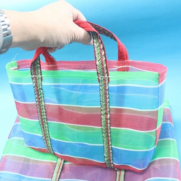 2號茄芷袋台客袋阿媽手提袋MIT製一袋50個入定65