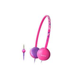 SONY耳罩式立體聲耳機MDR-370LP造型可愛繽紛時尚有型