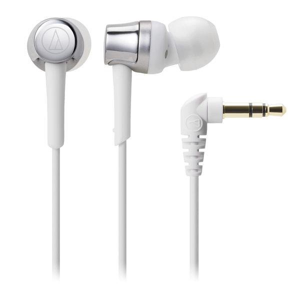 台中平價鋪全新鐵三角audio technica ATH-CKR30耳道式耳機公司貨銀色