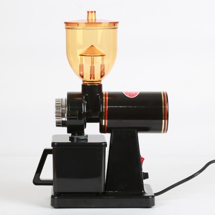 磨豆機電動咖啡磨豆機家用單品咖啡豆研磨機磨粉機磨咖啡豆機