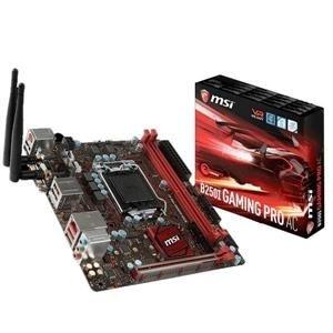 【台中平價鋪】全新 微星B250I GAMING PRO AC intel 主機板