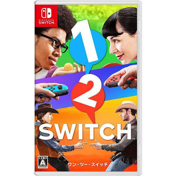 [哈GAME族]免運 NS 任天堂 Nintendo Switch NS 1-2-Switch 純日版