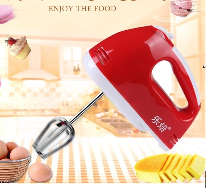 烘焙廚房電動打蛋器打發蛋清奶油手持家用迷妳打蛋機攪拌和面機樂享生活館