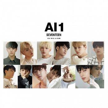 SEVENTEEN Al1 CD附DVD台灣獨占限定盤韓語迷你四輯免運購潮8