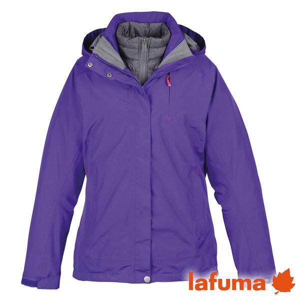 Lafuma PUMORI GORE-TEX兩件式外套女紫藤
