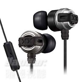 曜德送收納盒JVC HA-FX11XM銀入耳式耳機重低音系列線控麥克風免運