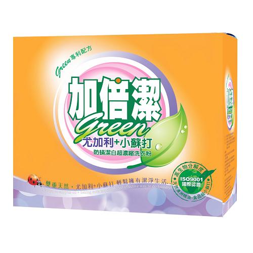 加倍潔小蘇打防蹣濃縮洗衣粉1.5kg【愛買】