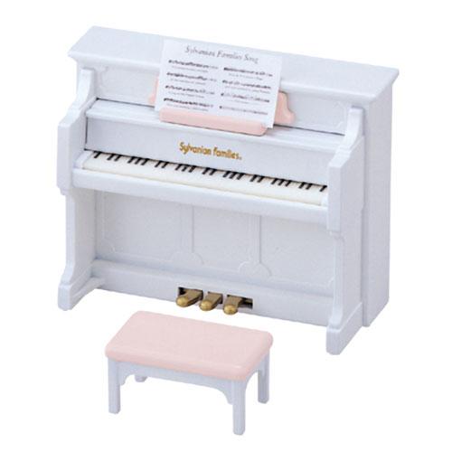 森林家族配件新夢幻鋼琴