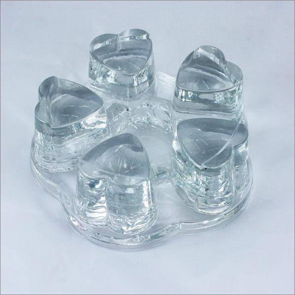 愛心玻璃爐座心型保溫爐座暖爐座適用多種花茶壺玻璃壺陶瓷壺