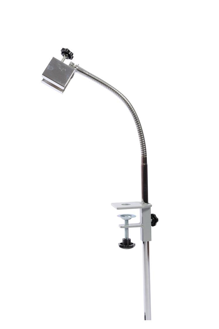 寵物美容桌專業吹風機支架吊桿組含支架固定座可調式彎曲蛇桿