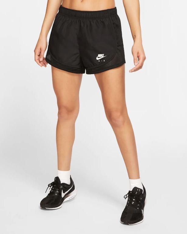 NIKE服飾系列-TEMPO SHORT AIR 女款運動短褲 黑-NO.BV3326010